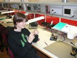 Rigas skolenu pils radioelektronika 2013.11.26 konkurss 2.vieta