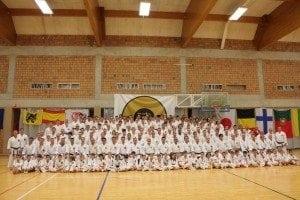 Rigas skolenu pils karate kobudo 2015.05.13-16 Gashuku 2015-1