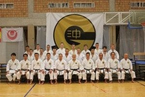 Rigas skolenu pils karate kobudo 2015.05.13-16 Gashuku 2015-2