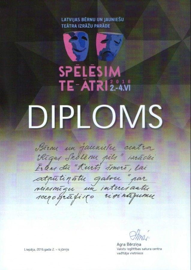 2016.06.02-04 teatru festivals Liepaja-diploms1